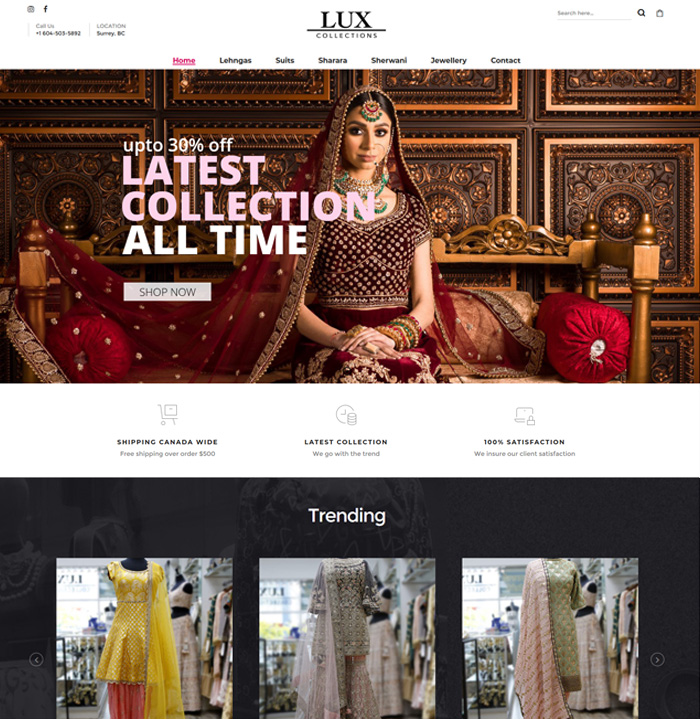 Lux Collections